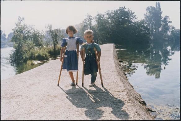 LA GUERRE EN BOSNIE-HERZEGOVINE : LES ENFANTS MARTYRS DE BIHAC